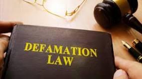DEFAMATION UNDER INDIAN LAW
