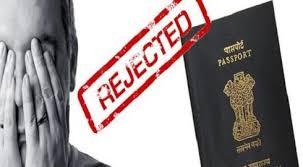 REFUSAL OF PASSPORT UNDER PASSPORT ACT