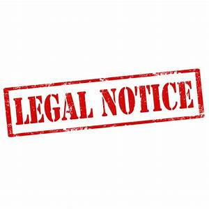 Legal Notice- Meaning and Benefits