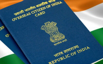 Registration for OCI card for a foreign national after marriage with an Indian citizen or OCI card holder